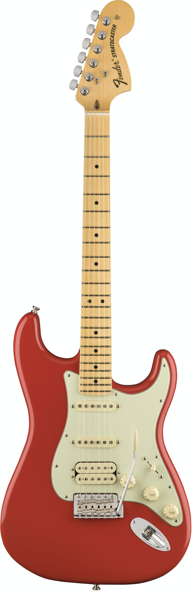 Mij Strat Hss Wiring Start Building A Diagram Fender American Special Stratocaster Limited Edition In Fiesta Rh Andertons Co Uk