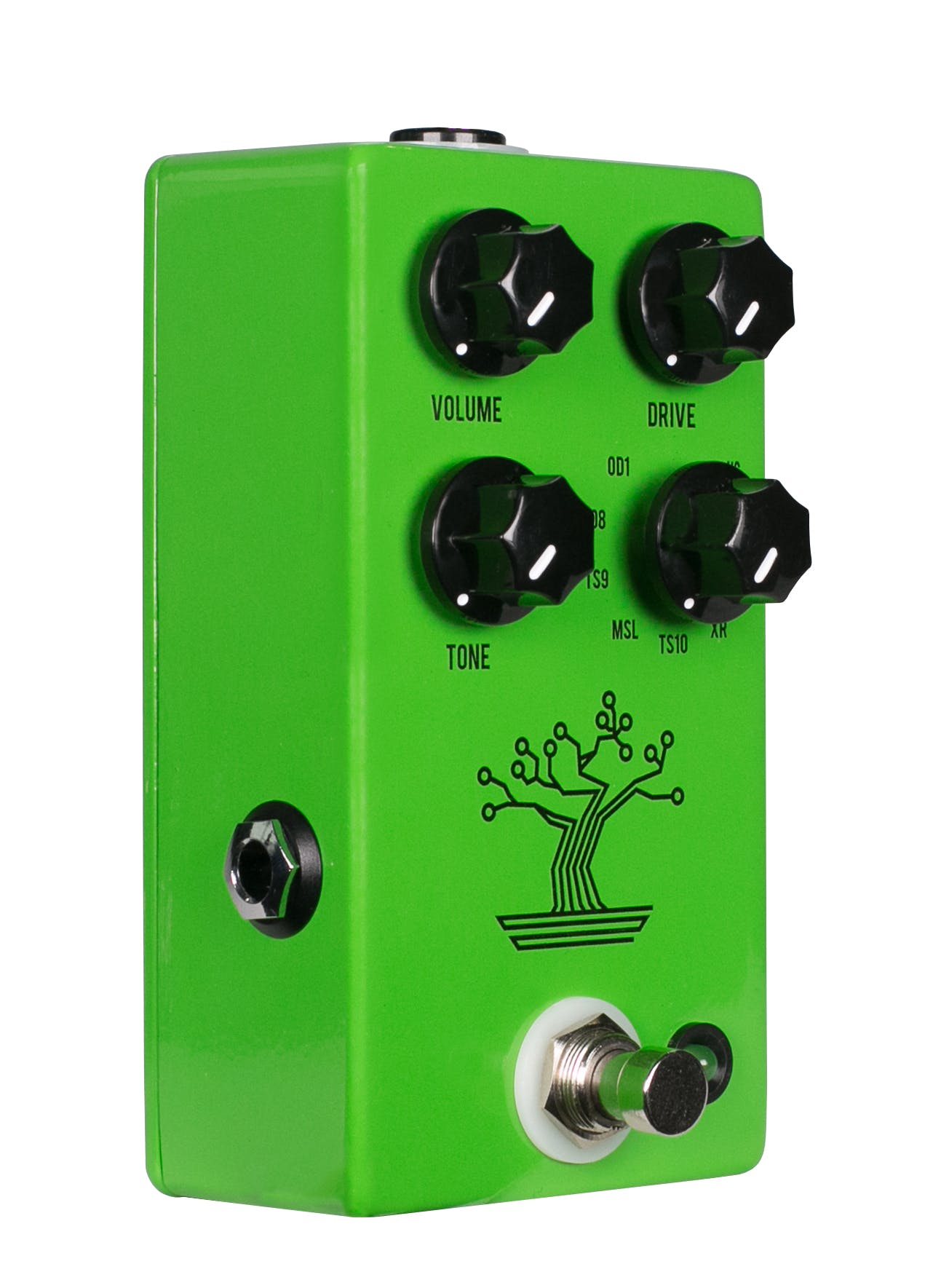 JHS Pedals The Bonsai, 9-way Screamer Overdrive Pedal at Andertons Music Co