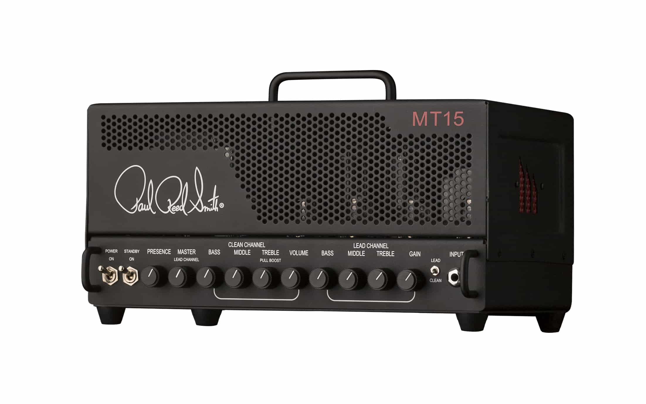 PRS MT15 Mark Tremonti Signature 15w Lunchbox Amp Head - Andertons Music Co.