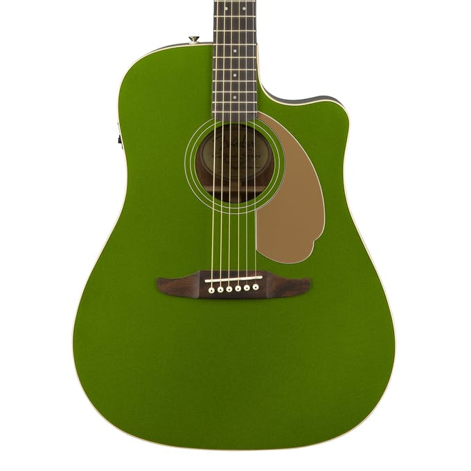 Fender California Series Redondo Player in Electric Jade