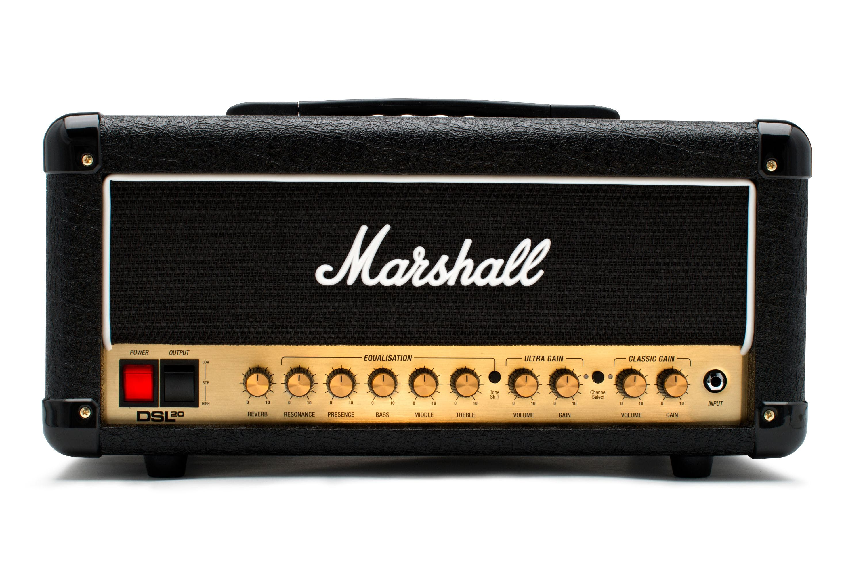 Marshall DSL20HR Amp Head Cover Water Resistant Black Tuki Cover mars310p