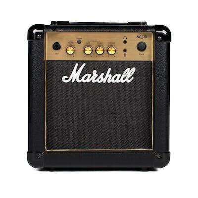 Marshall MG10G Black and Gold 10W Guitar Combo