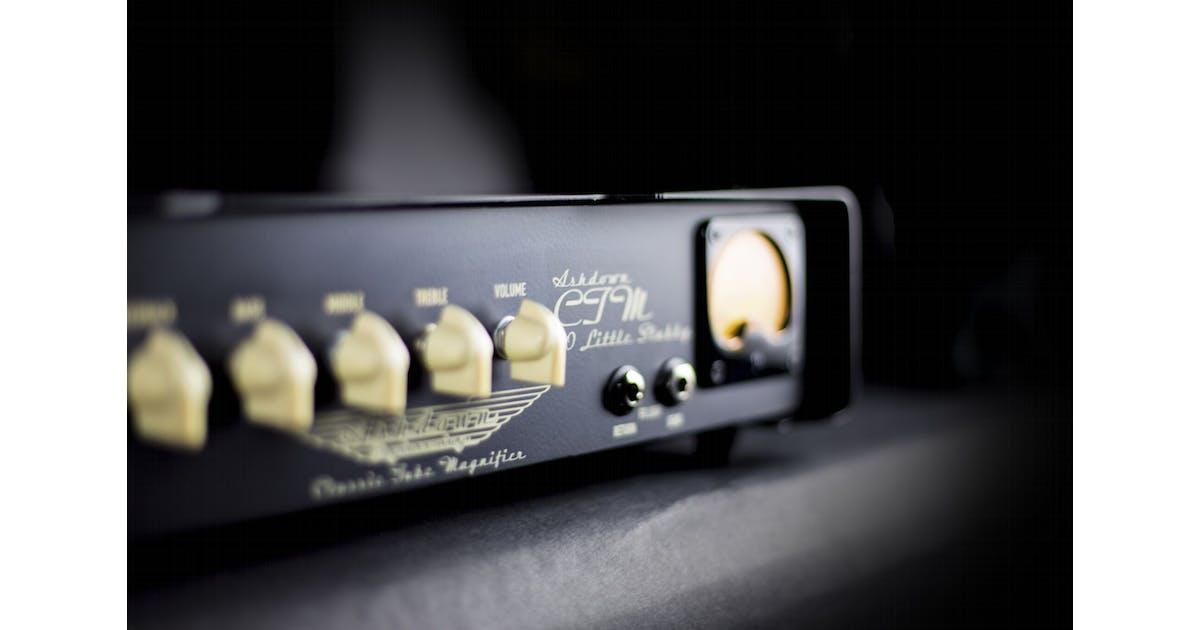 ashdown ctm 30 valve bass head andertons music co. Black Bedroom Furniture Sets. Home Design Ideas