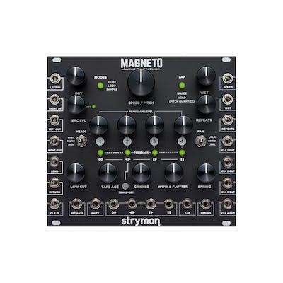 Strymon Magneto 4-Head Eurorack Tape Echo & Looper