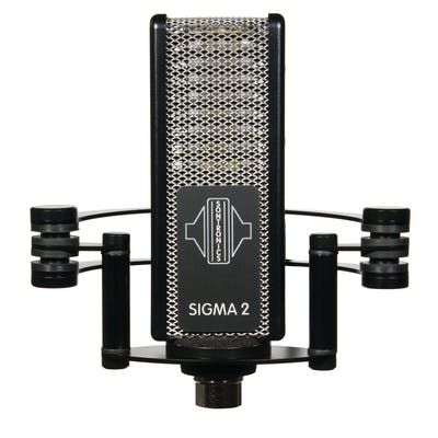 Sontronics SIGMA 2 Phantom-powered Ribbon Microphone