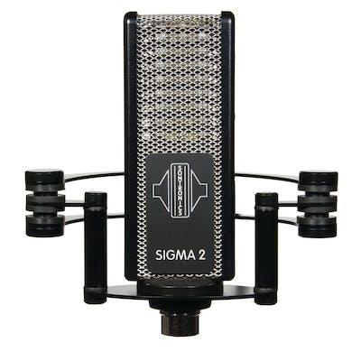Sontronics SIGMA 2 Phantom-powered Ribbon Microphone