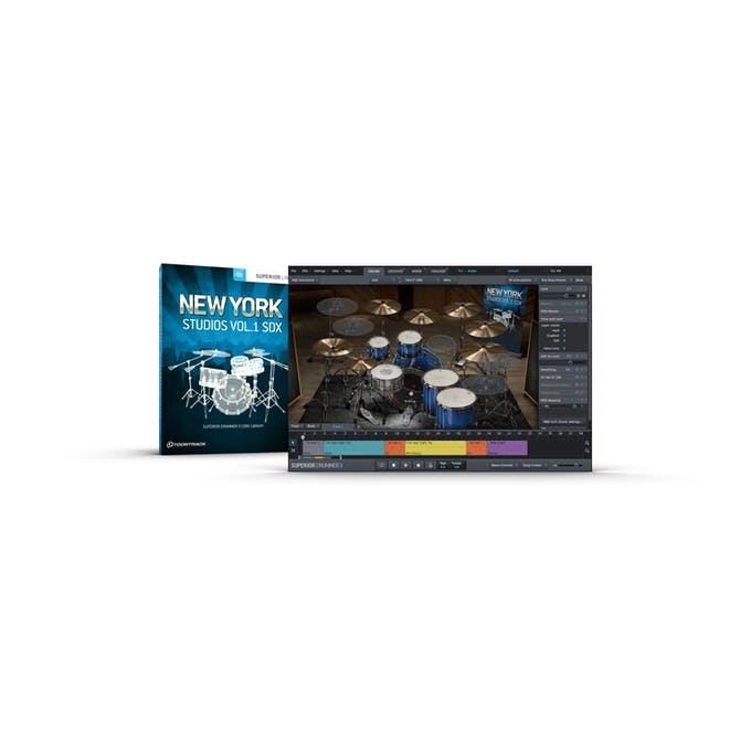 toontrack the rock warehouse sdx library with midi pack