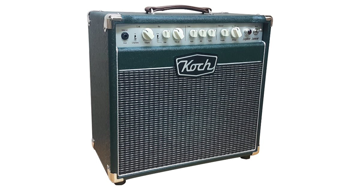 koch amps jupiter junior 20w 1x10 combo amplifier andertons music co. Black Bedroom Furniture Sets. Home Design Ideas