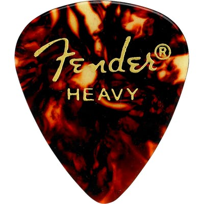 Fender Heavy Picks Shell Pack of 12
