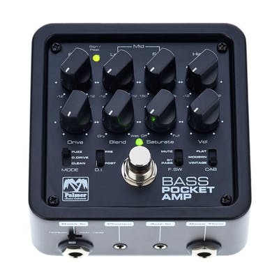 Palmer Pocket Bass Amp