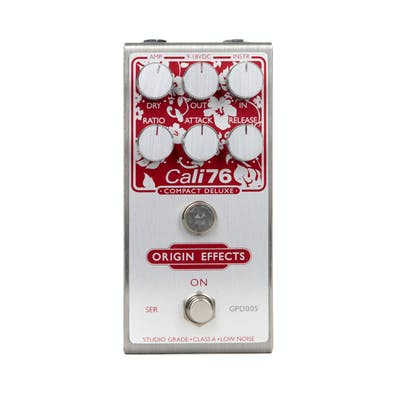 Origin Effects Cali 76 Compact Deluxe in Guitar Paradiso Finish