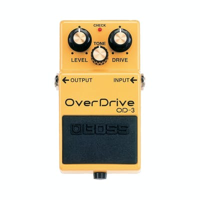 Boss OD3 Overdrive Compact Pedal