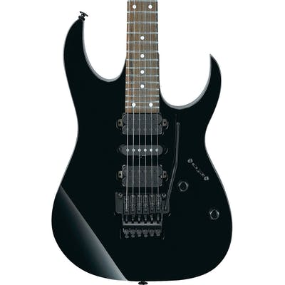 Ibanez Genesis RG570-BK 6 String Electric Guitar in Black