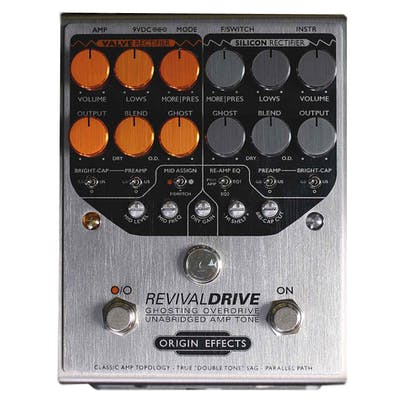 Origin Effects RevivalDRIVE Overdrive Pedal