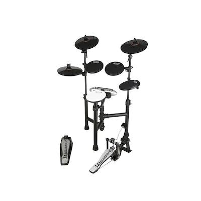 Carlsbro Commander 130 5 Drum 3 Cymbal Electronic Kit 130W Sound Module