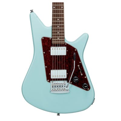 Sterling by Music Man Sub AL40 Albert Lee Signature in Daphne Blue
