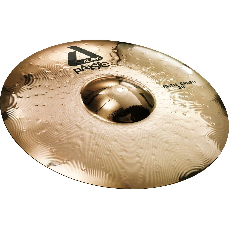 "Paiste 16/"" Pst 8 Reflector Rock Crash Cymbal PST8RCR16"