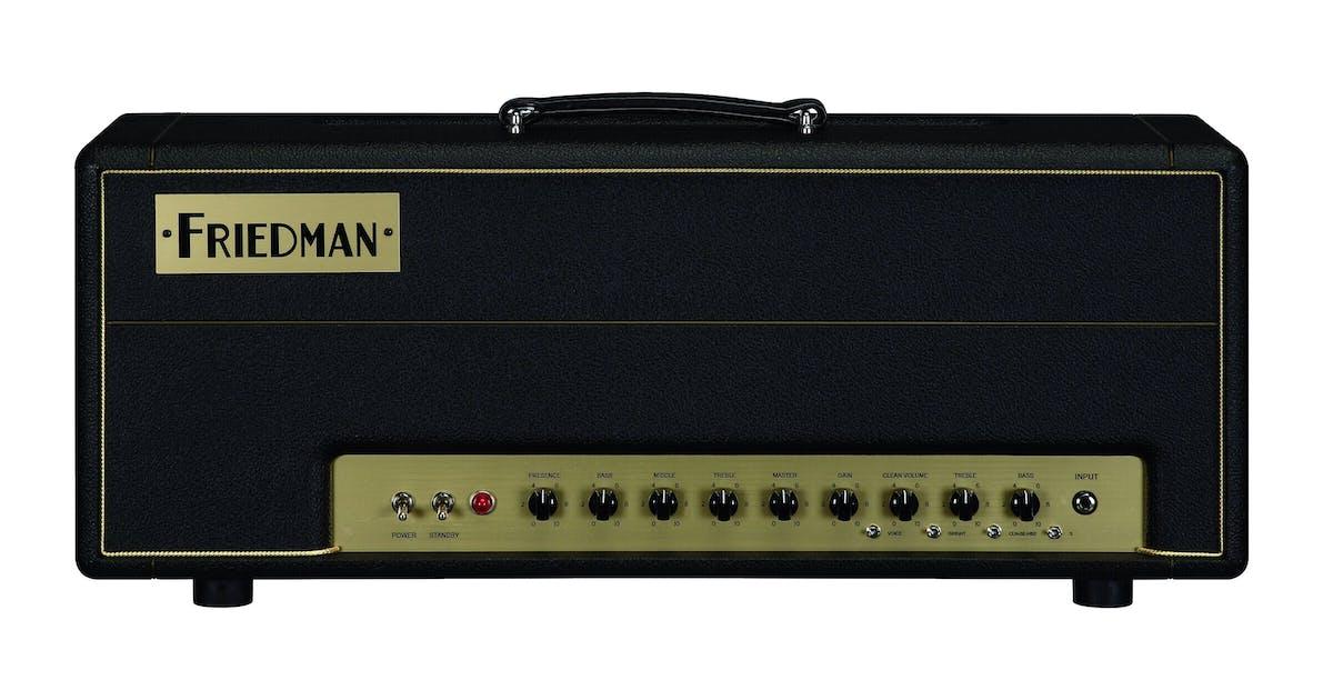 friedman be100 guitar amp head andertons music co. Black Bedroom Furniture Sets. Home Design Ideas