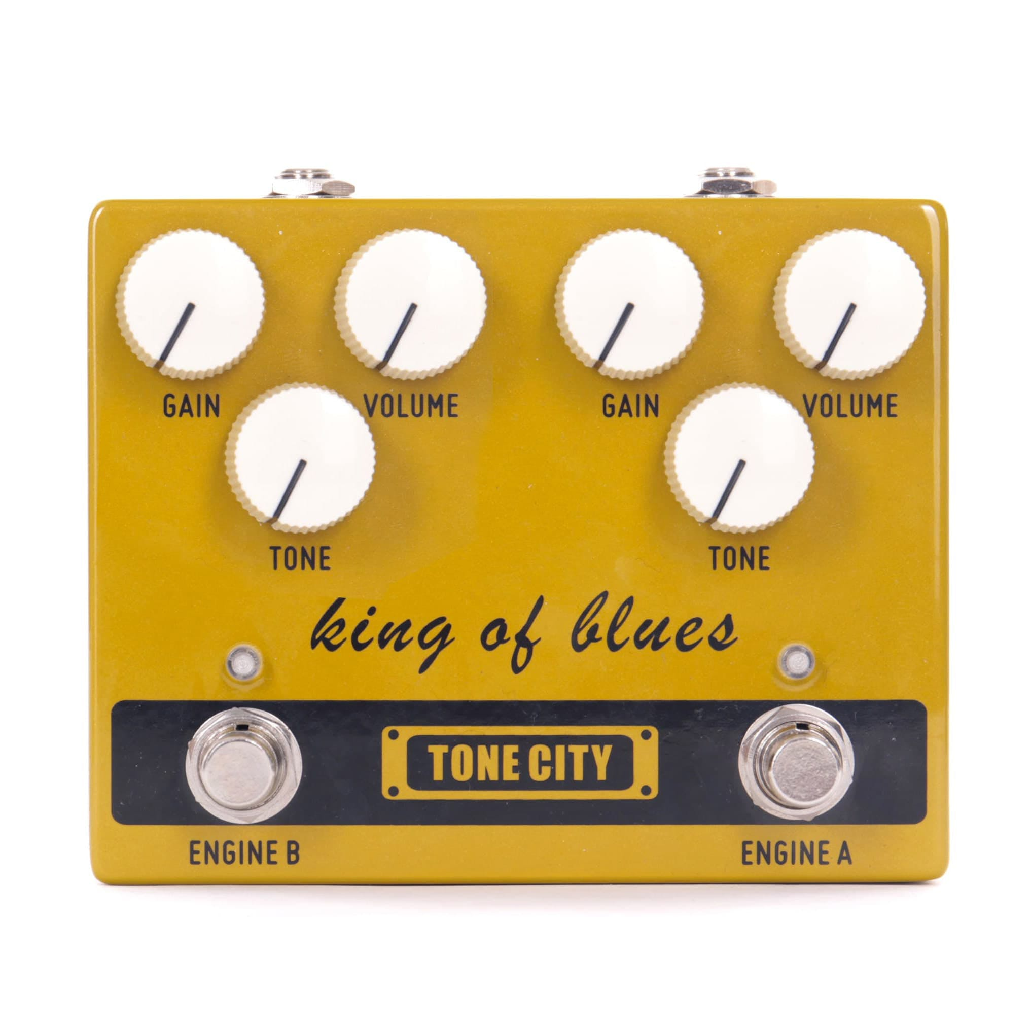 Tone City King Of Blues Overdrive Pedal Andertons Music Co Guitar Switch Wiring Diagrams Free Engine Image For