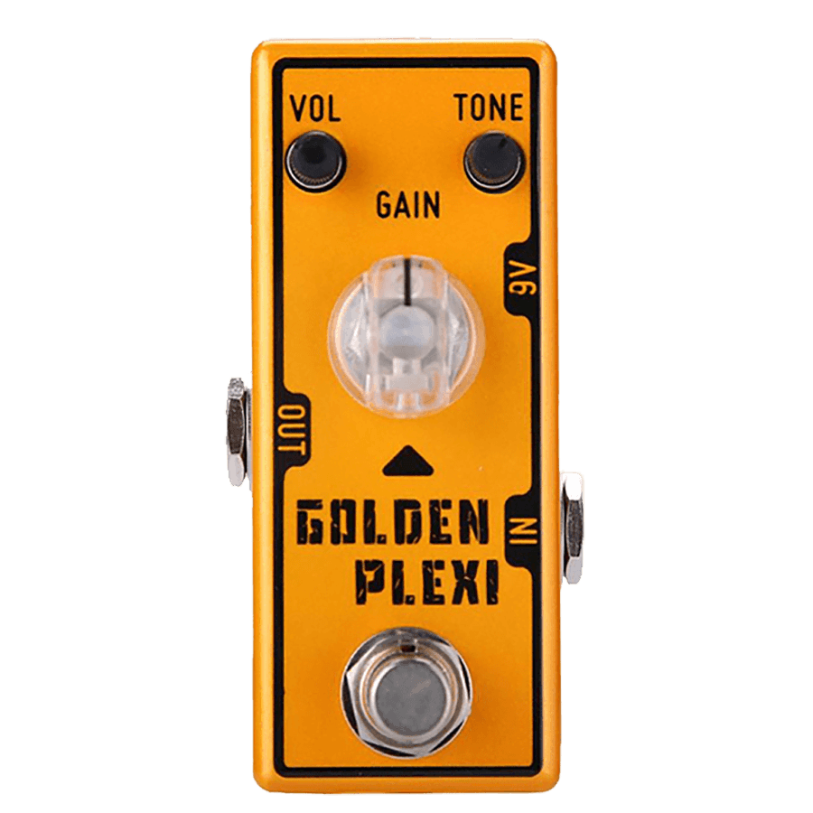 Tone City Golden Plexi Overdrive Pedal - Andertons Music Co