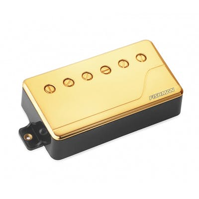 Fishman Fluence Classic neck humbucker in gold