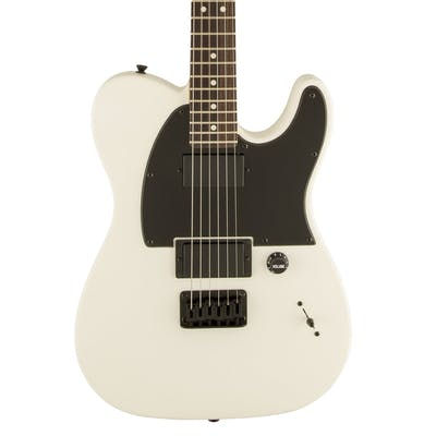 Squier Jim Root Telecaster Rosewood Fretboard Flat White w/ Indian laurel Fingerboard