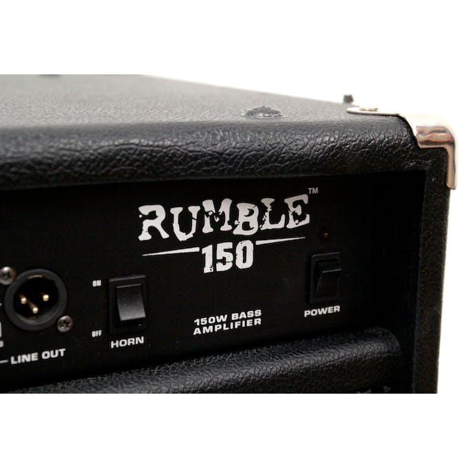 Second Hand Fender Rumble 150 Bo