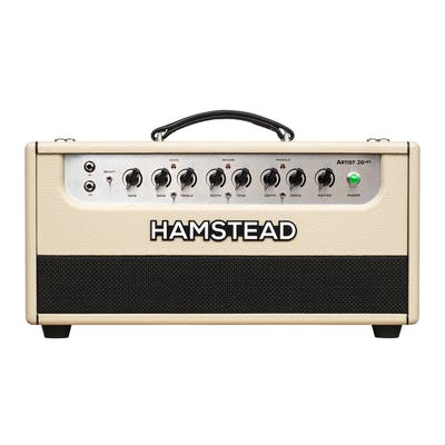 Hamstead Artist 20+RT Head in Cream