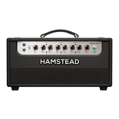 Hamstead Artist 20+RT Head in Black