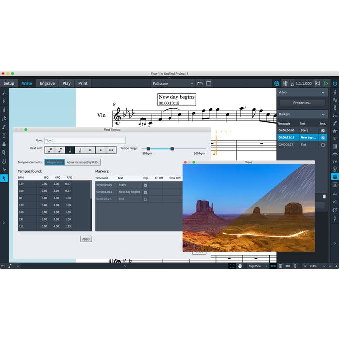 Steinberg Dorico 2 Notation Software - Education Crossgrade from full  Sibelius & Finale Only - Andertons Music Co