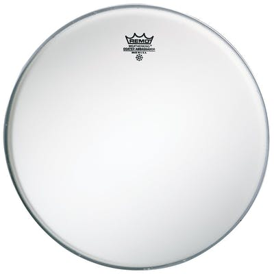 Remo Ambassador Coated 14''