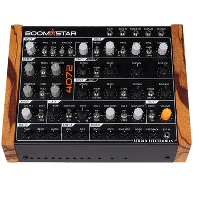 Studio Electronics Boomstar 4072 Analog Synth Module