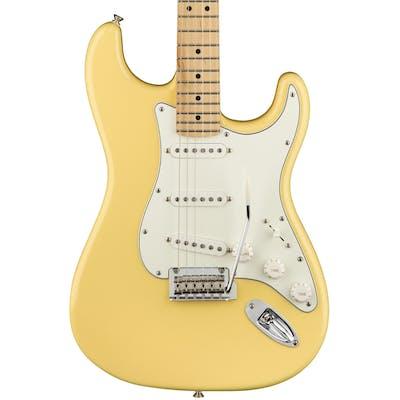 Fender Player Stratocaster w/ Maple Fretboard in Buttercream
