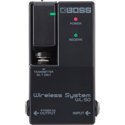 Boss WL-50 Compact Wireless Guitar System