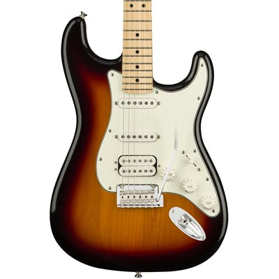 Fender Player Stratocaster HSS w/ Maple Fretboard in 3-Color Sunburst