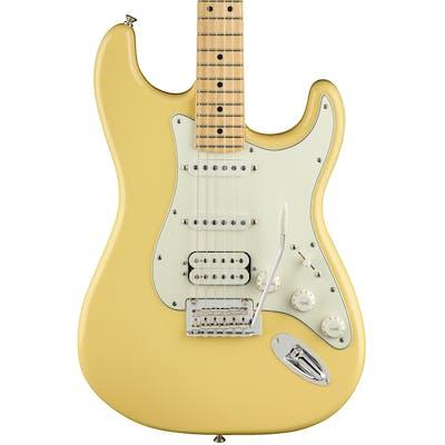Fender Player Stratocaster HSS w/ Maple Fretboard in Buttercream