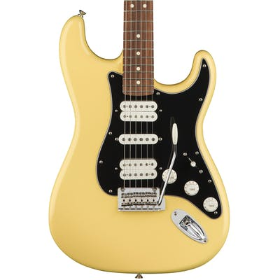 Fender Player Stratocaster HSH w/ Pau Ferro Fretboard in Buttercream