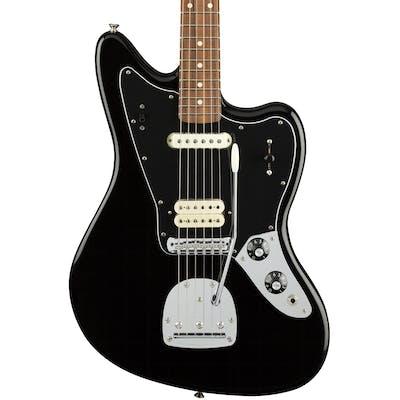 Fender Player Jaguar w/ Pau Ferro Fretboard in Black