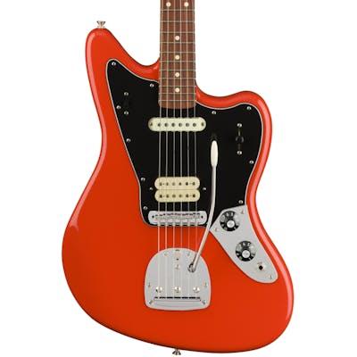 Fender Player Jaguar w/ Pau Ferro Fretboard in Sonic Red