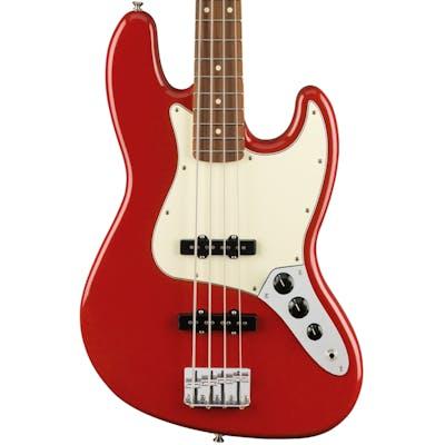 Fender Player Jazz Bass w/ Pau Ferro Fretboard in Sonic Red