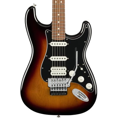 Fender Player Stratocaster FR HSS w/ Pau Ferro Fretboard in 3-Color Sunburst
