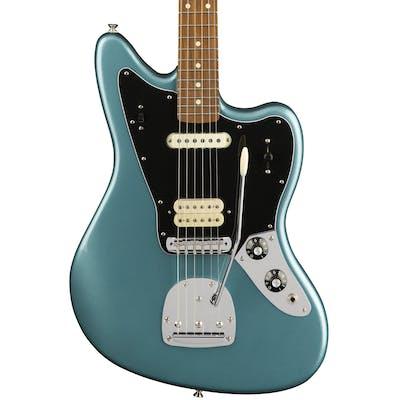 Fender Player Jaguar w/ Pau Ferro Fretboard in Tidepool