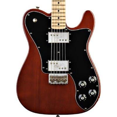 Fender FSR 72 Telecaster Deluxe in Walnut Maple