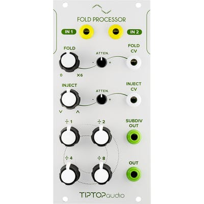 TipTop Audio Fold Processor - Eurorack