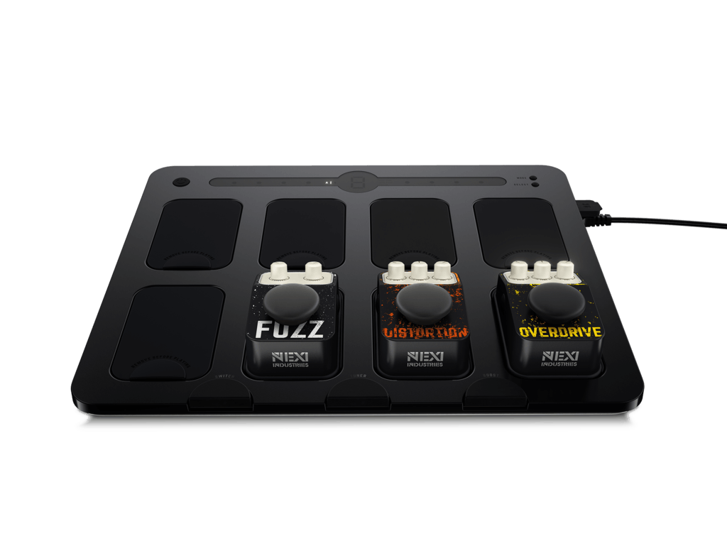 Nexi Industries Andertons Music Co Electro Harmonix Graphic Equalizer