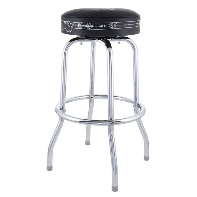 Strange Fender 30 Custom Shop Pinstripe Bar Stool Andertons Music Co Camellatalisay Diy Chair Ideas Camellatalisaycom