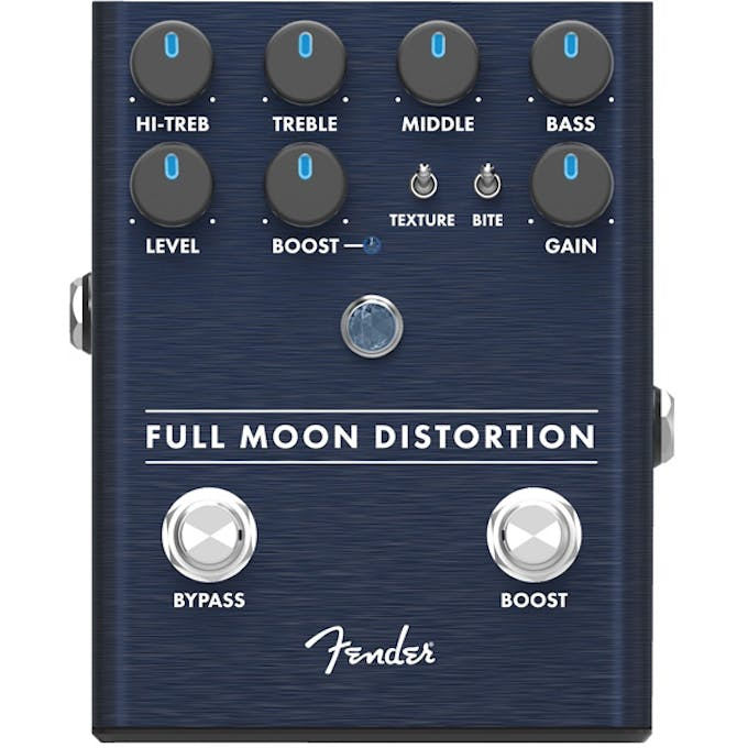 Fender Full Moon Distortion Dual Pedal - Andertons Music Co
