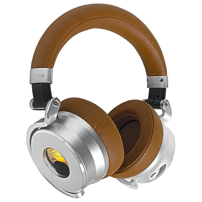 63357b0bc70 Meters OV-1 Tan Over Ear Wired Headphones - Andertons Music Co.