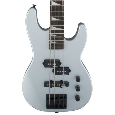 Jackson JS1X CB Minion in Satin Silver
