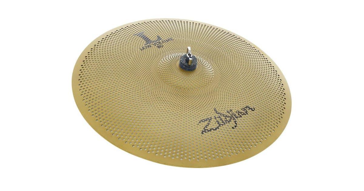 zildjian l80 low volume 348 cymbal box set andertons music co. Black Bedroom Furniture Sets. Home Design Ideas